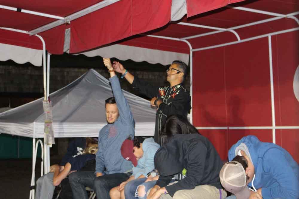 Lynx Kim returns to his second Boot Camp 2016 - Ellenburg, WA
